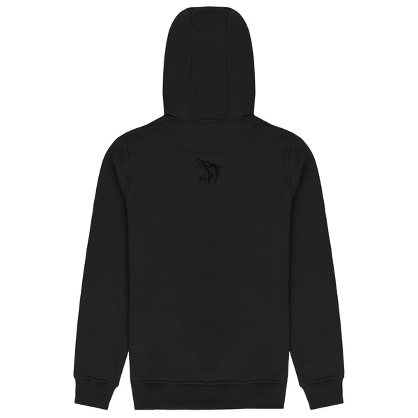 Statement Pullover Hoodie - Blackout