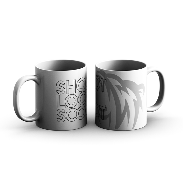 Shoot Loot Scoot Mug