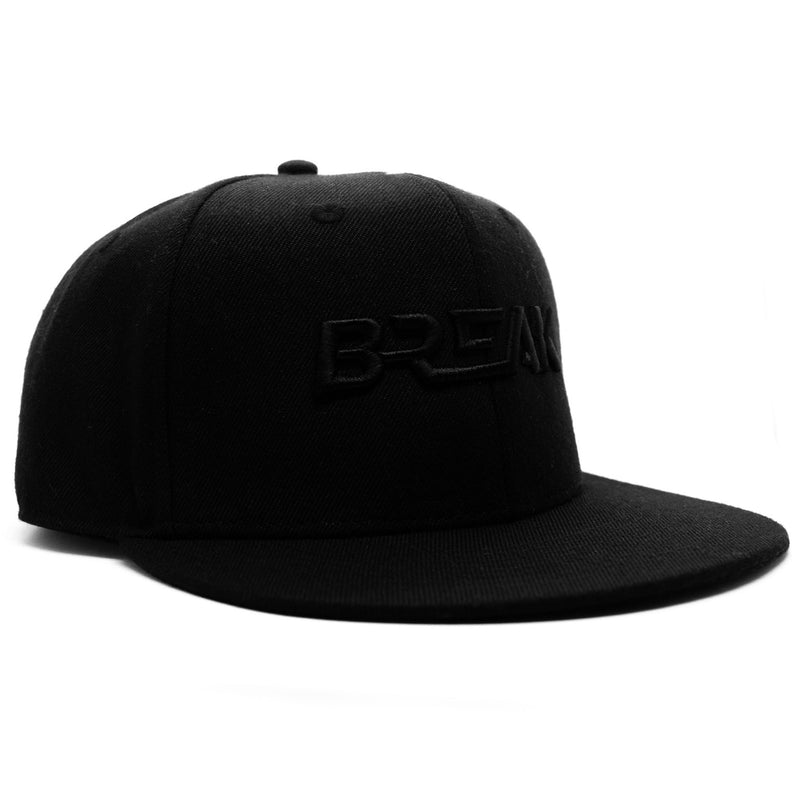 Break Snapback - Blackout