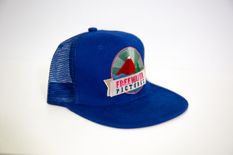 Freewater Cap - Royal Blue