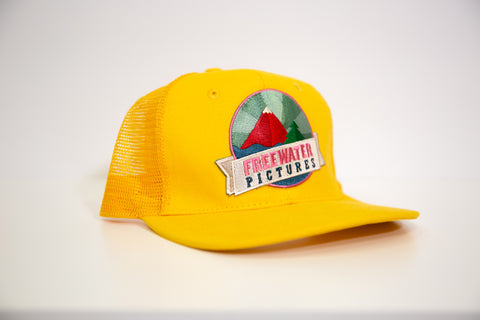 Freewater Cap - Yellow