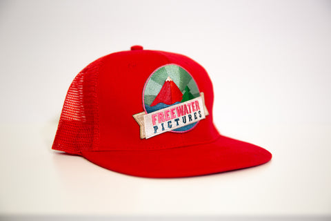 Freewater Cap - Red