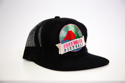Freewater Cap - Black