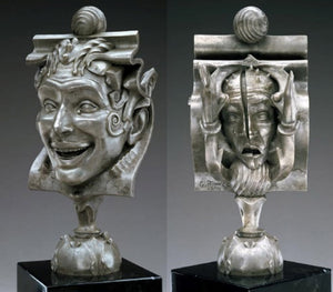 Comedy & Tragedy, Gil Bruvel