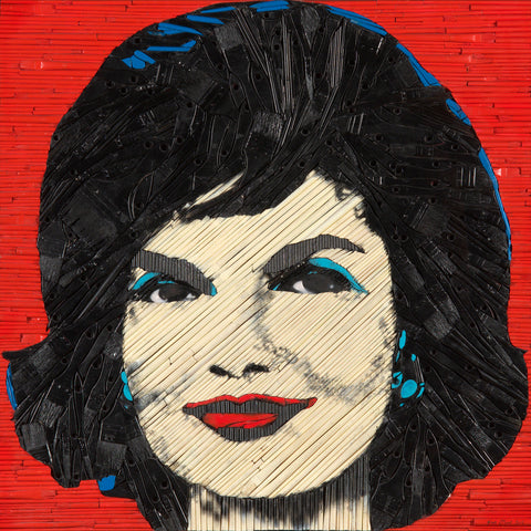 Jacqueline Kennedy (after Andy Warhol)