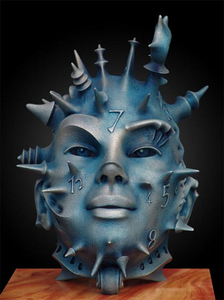 Mask of Intent, Gil Bruvel