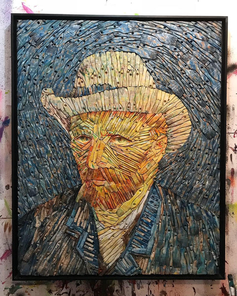 Van Gogh (after Vincent Van Gogh)