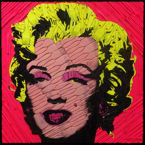 Marilyn Monroe (after Andy Warhol)