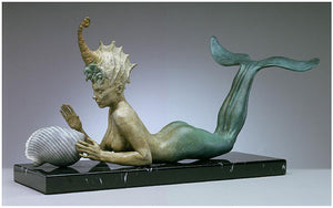 THE MERMAID (PEDESTAL SIZE)