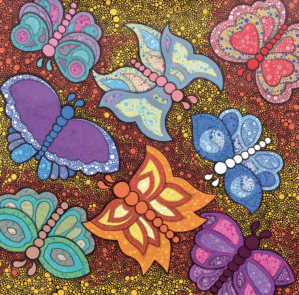 Mariposas (Butterflies)