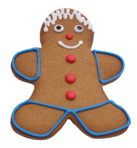 Holiday Items (ex. Gingerbread Cookies)