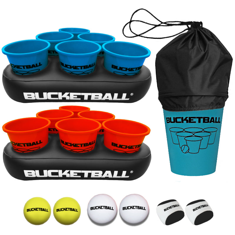 BucketBall™ Beach Edition Party Pack (No Duffel Bag)