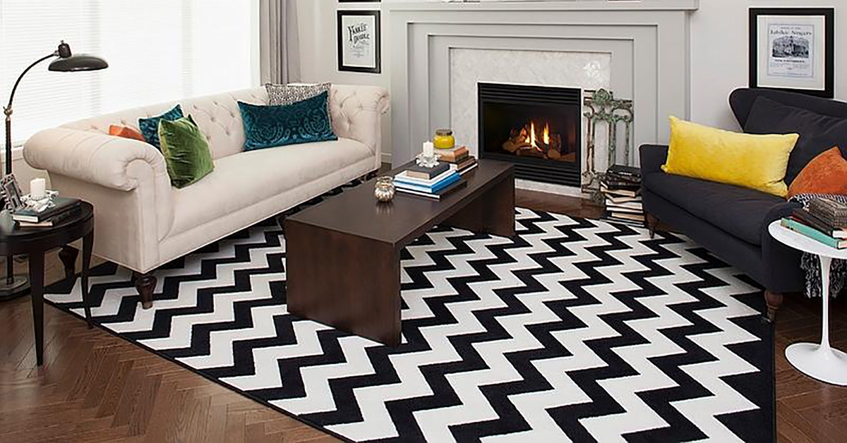 How To Pair Rugs In Adjoining Rooms