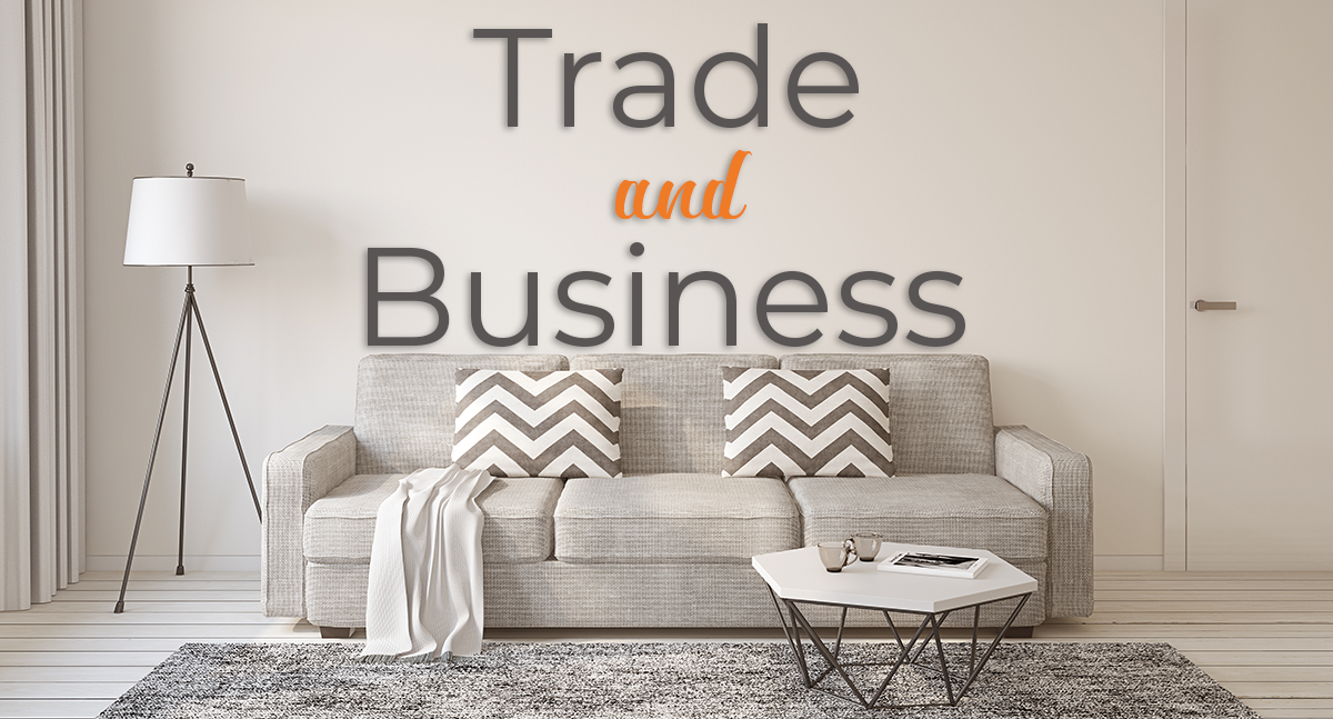 Trade and Business