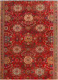 Antique Sultanabad Rug, 10' X 14'