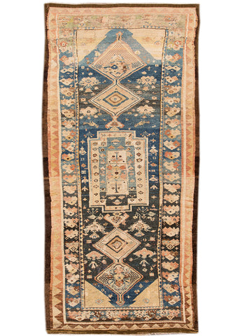 Antique Kurd Rug, 4X9