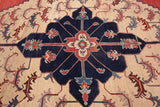 Antique Bakshaeish Rug, 11' X 18'