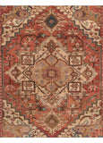 Antique Serapi Rug, 10X12