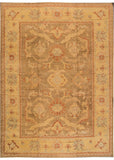 Turkish Oushak Rug, 13X18