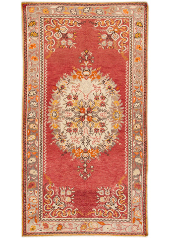 Antique Khotan Rug, 3' X 6'