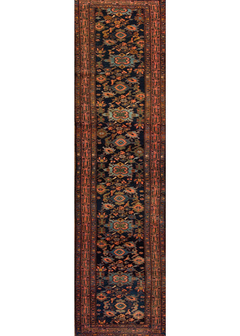 Antique Lilihan Rug, 3' X 16'