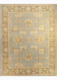 Turkish Oushak Rug, 12X15