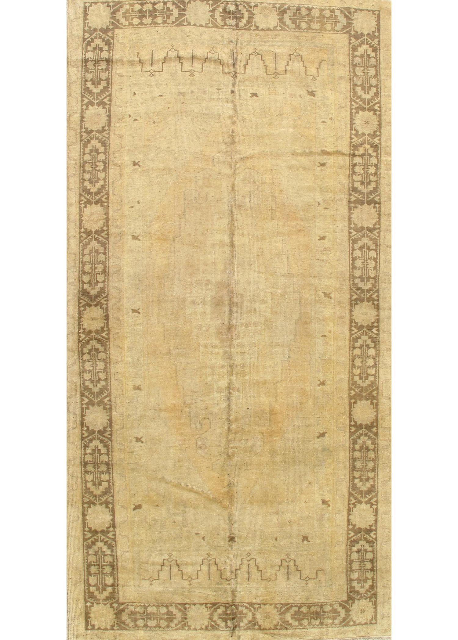 Antique Khotan Rug, 5' X 9'