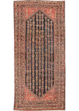 Antique Malayer Rug, 5X11