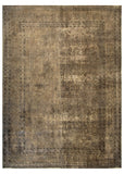 Antique Finish Rug, 10X13