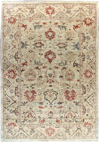 Sultanabad Rug, 13' X 19'