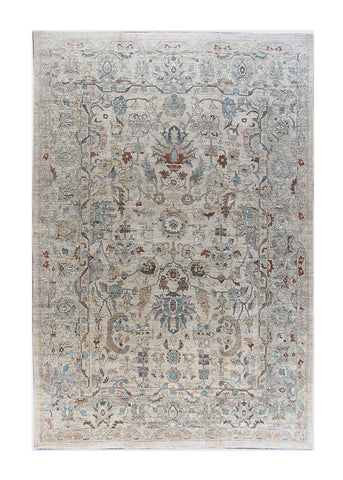 Sultanabad Rug, 14X21