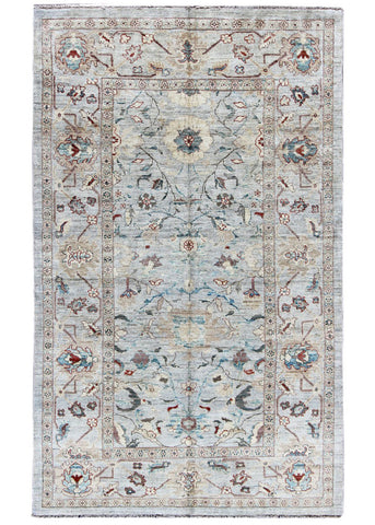Sultanabad Rug, 7X11