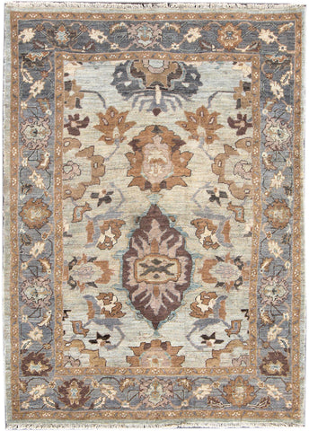 Sultanabad Rug, 5X7