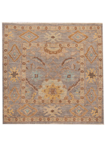 Sultanabad Rug, 6X6