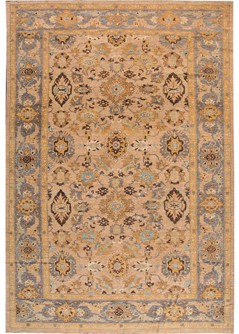 Sultanabad Rug, 13X19