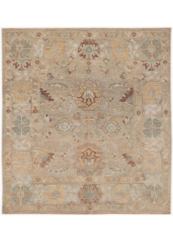 Sultanabad Rug, 8X9