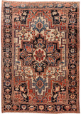 Antique Serapi Rug, 9' X 14'