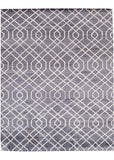 Modern Contemporary Rug, 8X10