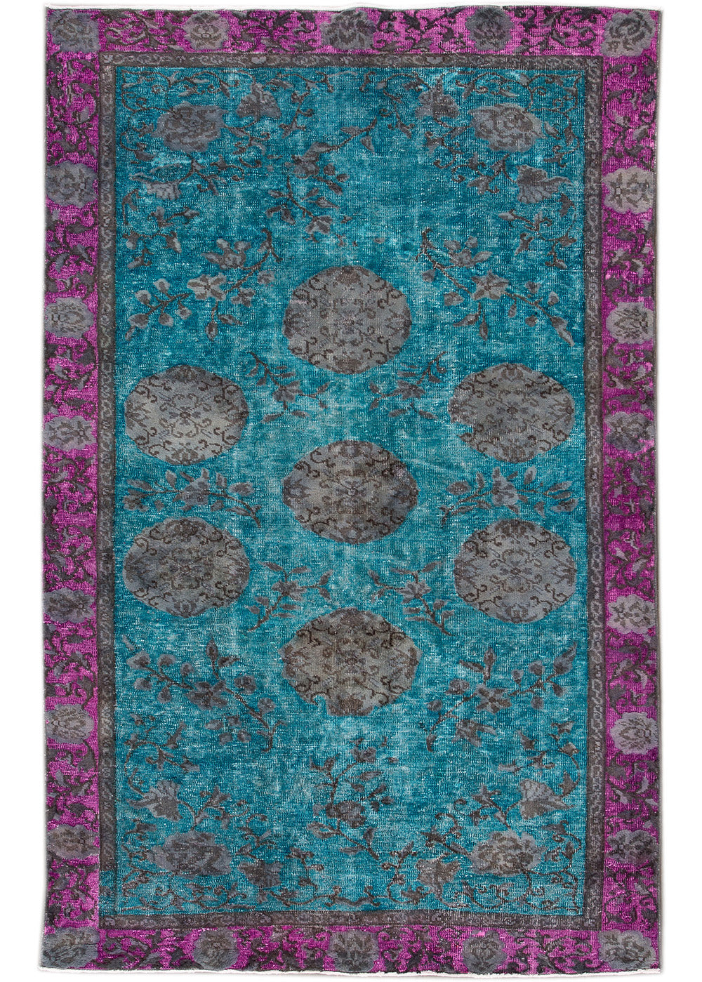 Turkish Rug, 6X9