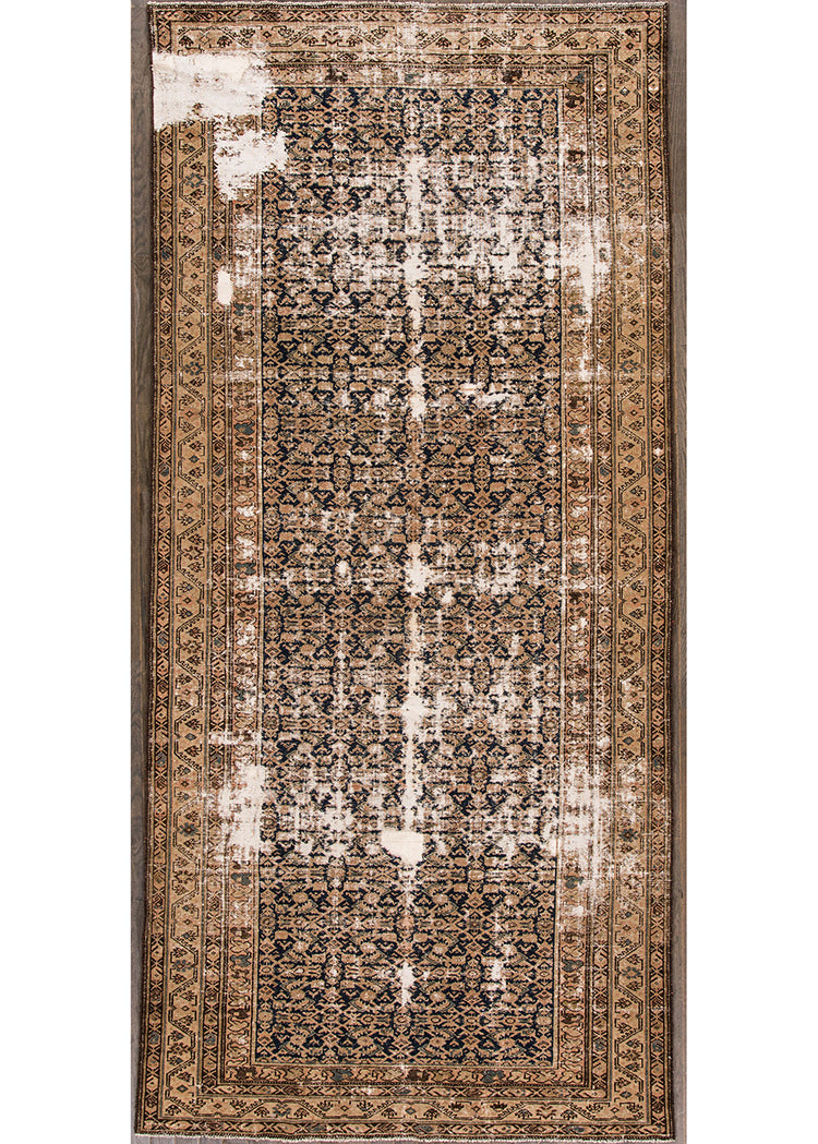 Antique Malayer Rug, 6X12
