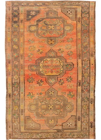 Antique Khotan Rug, 4X7