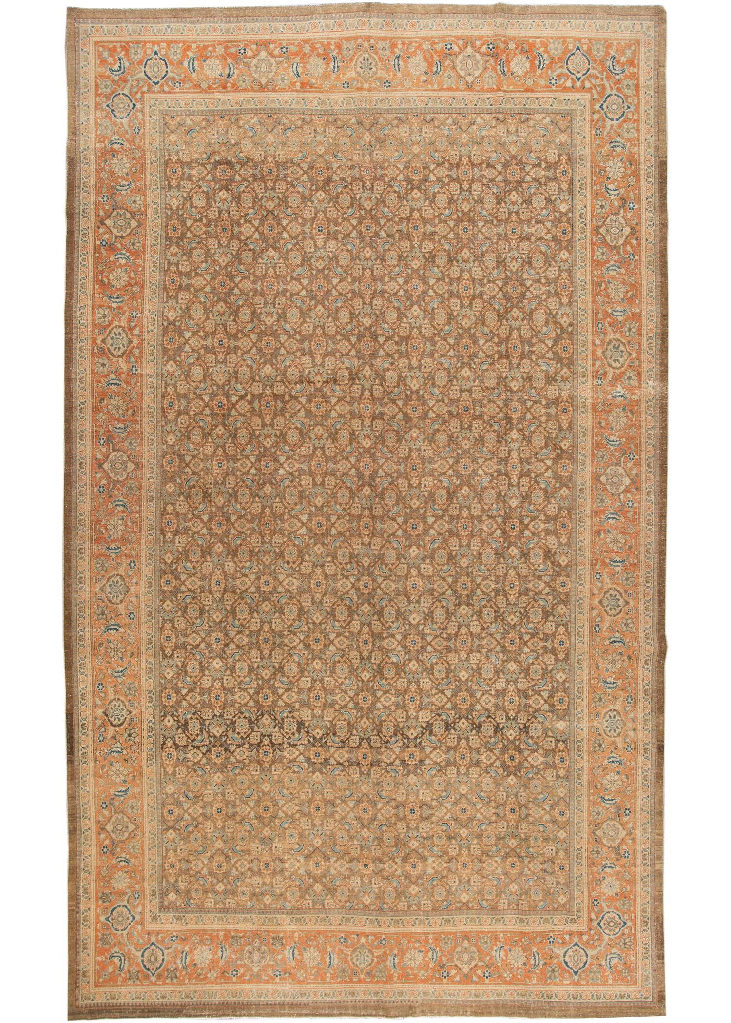 Antique Rug, 10X16