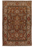 Antique Malayer Rug, 4' x 7'