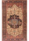 Antique Serapi Rug, 11' X 18'