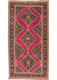 Antique Karabaugh Rug, 5X10