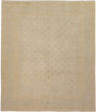 Modern Transitional Khotan Rug, 8X10