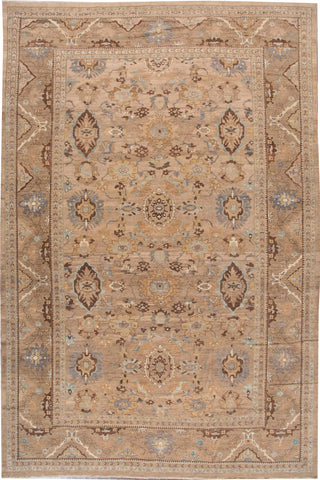 Sultanabad Rug, 13' X 21'