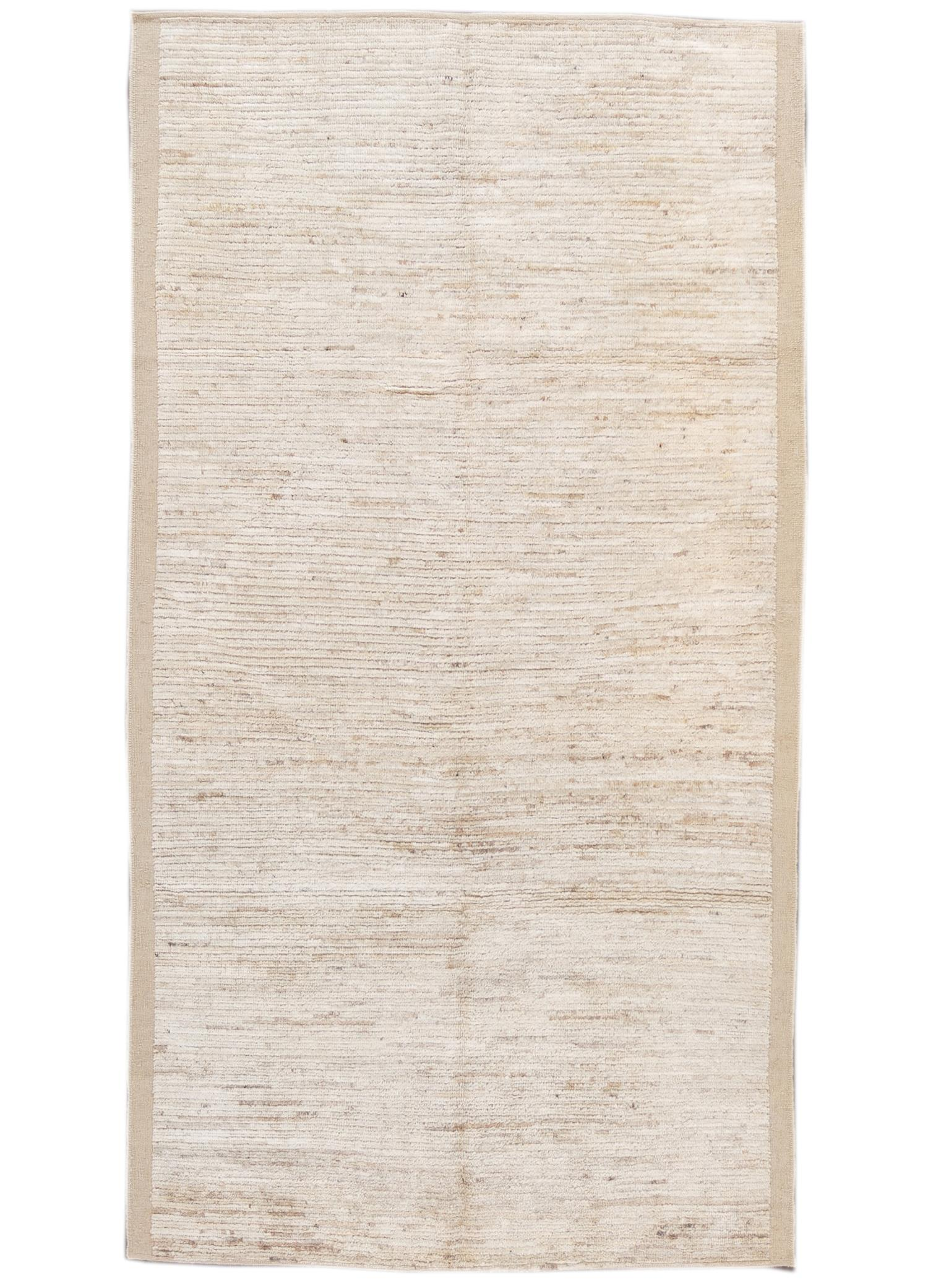 21st Century Modern Moroccan-Style Rug, 5' x 10'