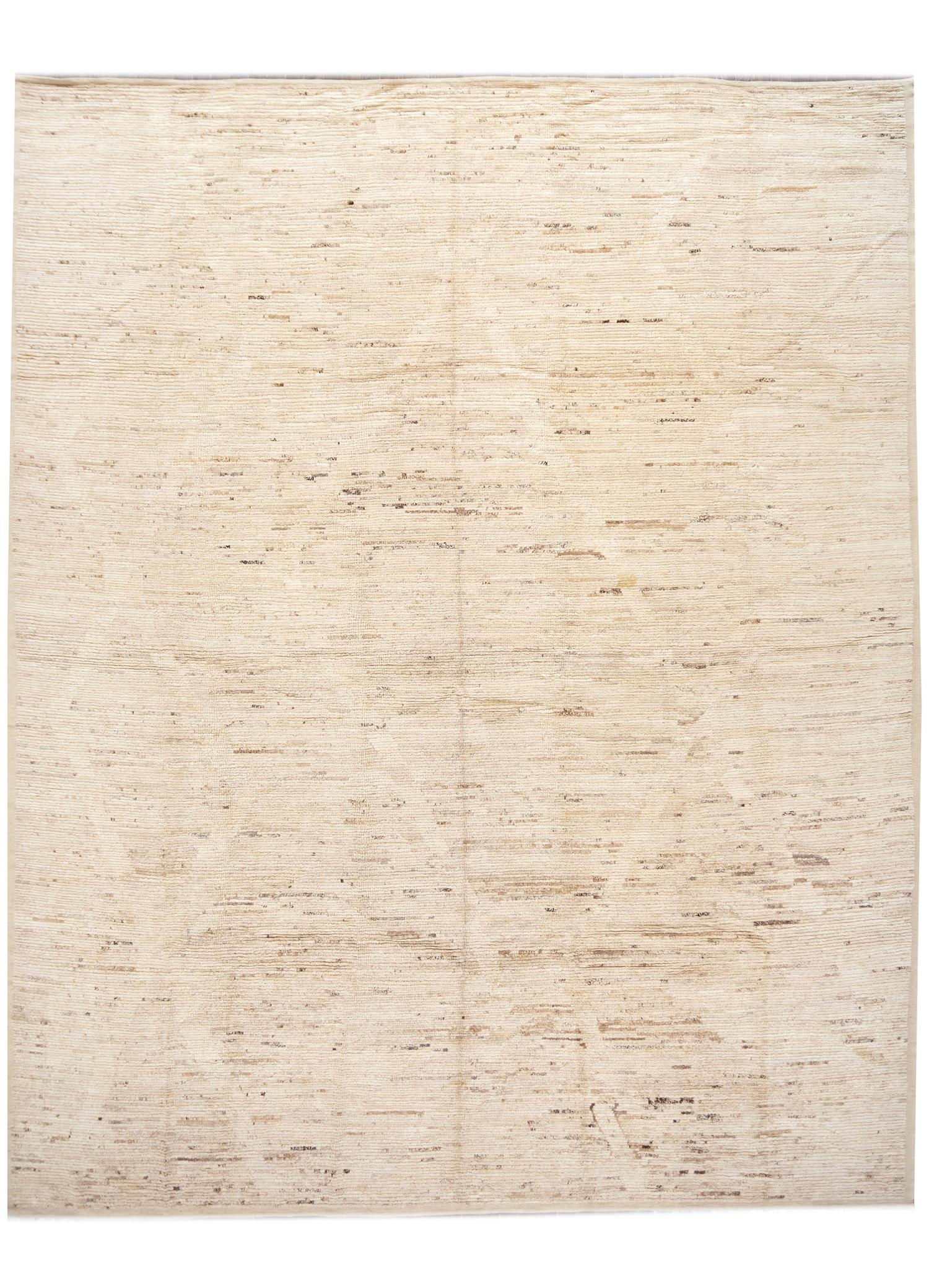 21st Century Modern Moroccan-style Rug, 13' x 16'