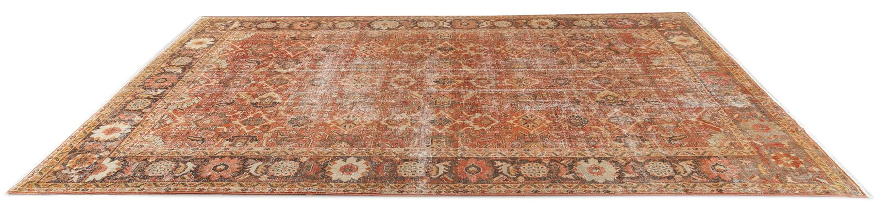 Antique Mahal Rug, 11' x 17'